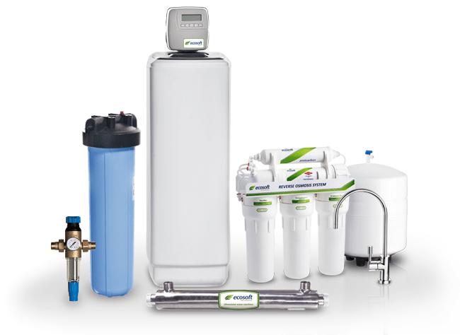Готовые решения для очистки воды