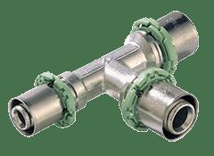 Устройство компрессионного соединения пластиковых труб