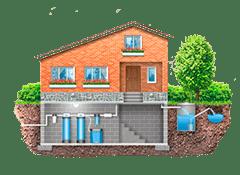 Монтаж водоочистки и водоподготовки цена