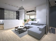 Дизайн интерьера цена